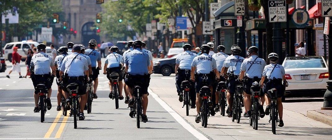 PPD Bike cops